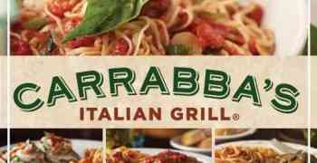 $10 Off at Carrabba's Italian Grill